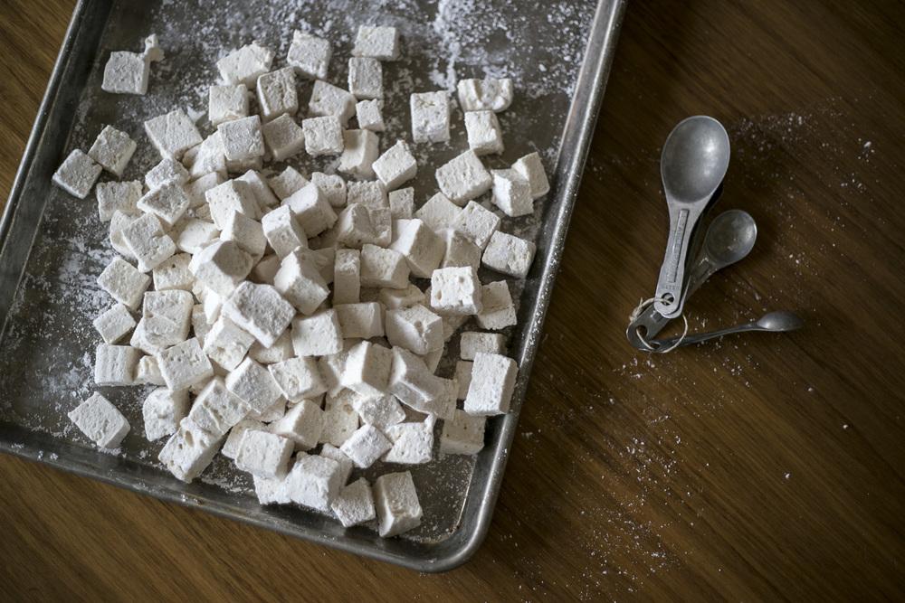 wit+aroma PB2 marshmallows