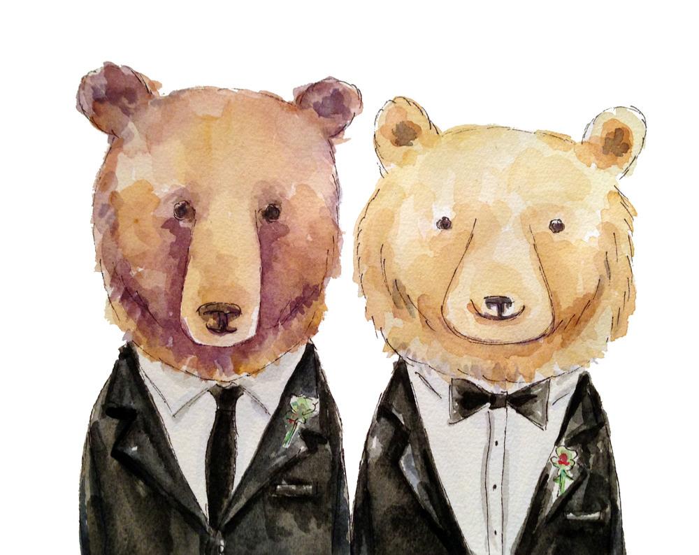 Bear Grooms