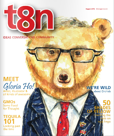 T8N Mayor Bear