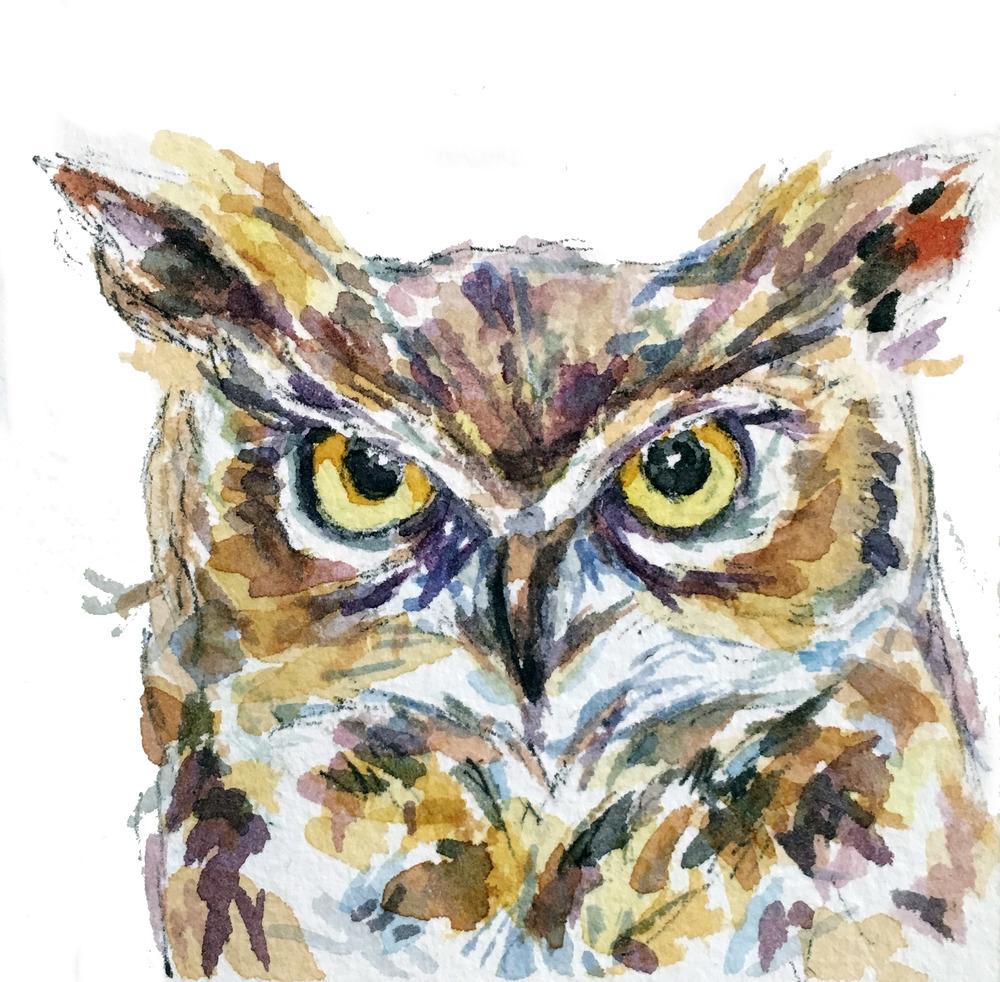 Mini Owl #2