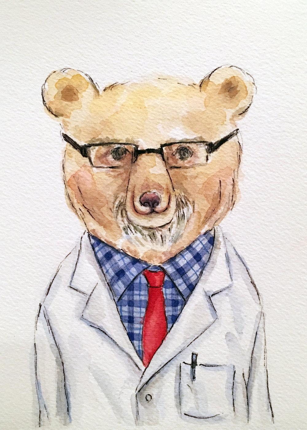 Dr. Roberts