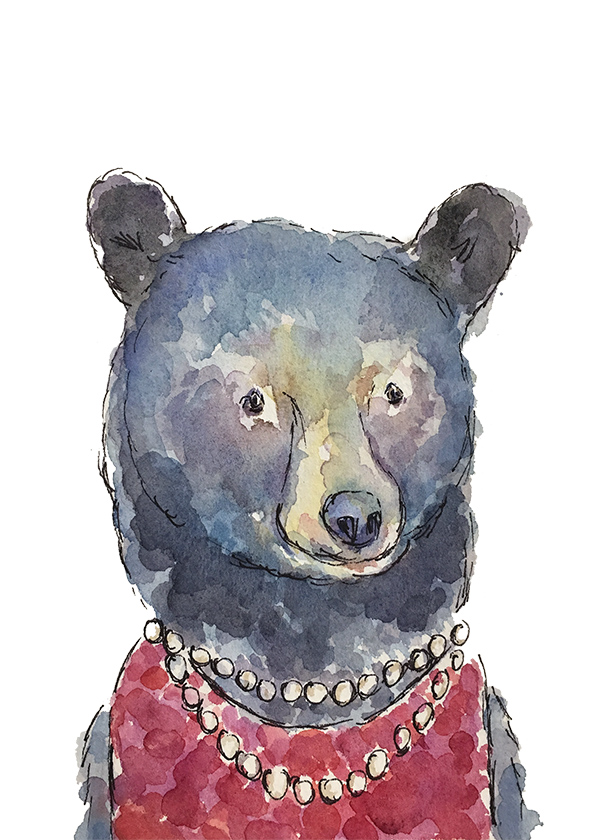 Elegant Bear