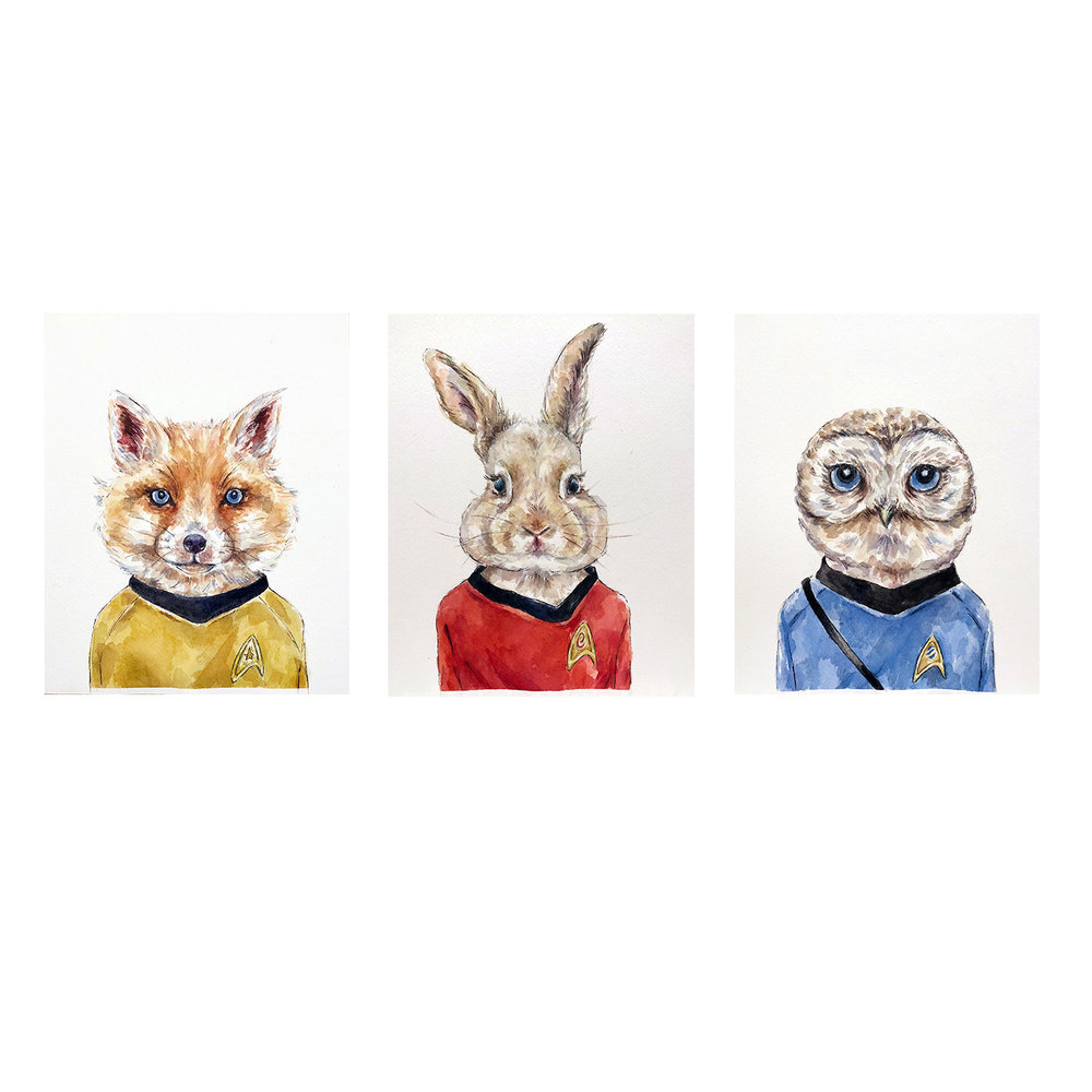 Star Trek Animals (CUSTOM)