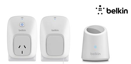 Belkin's WeMo Switch and Motion Sensor