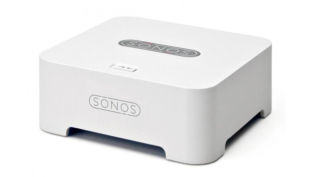 The SONOS ZoneBridge.