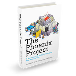 The Phoenix Project by Gene Kim, Kevin Behr and George Spafford