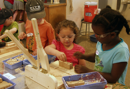 Eli Whitney Museum & Workshop Mini Maker Projects