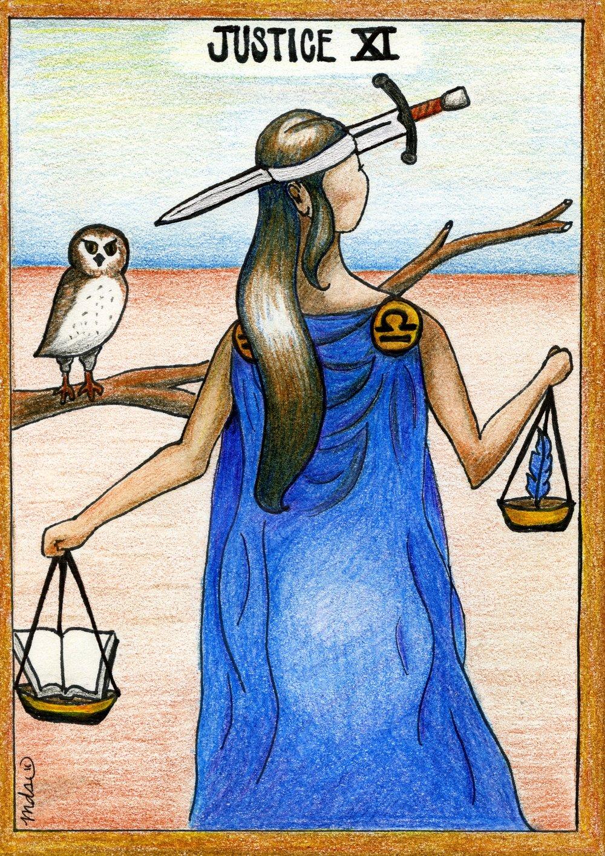 Marie Simpson - Justice