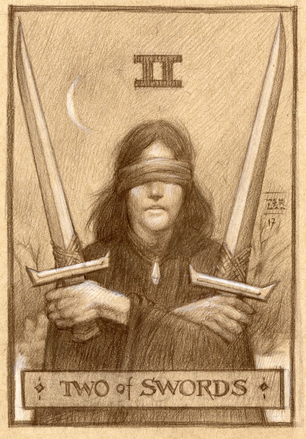 Jim McKiernan - Two of Swords