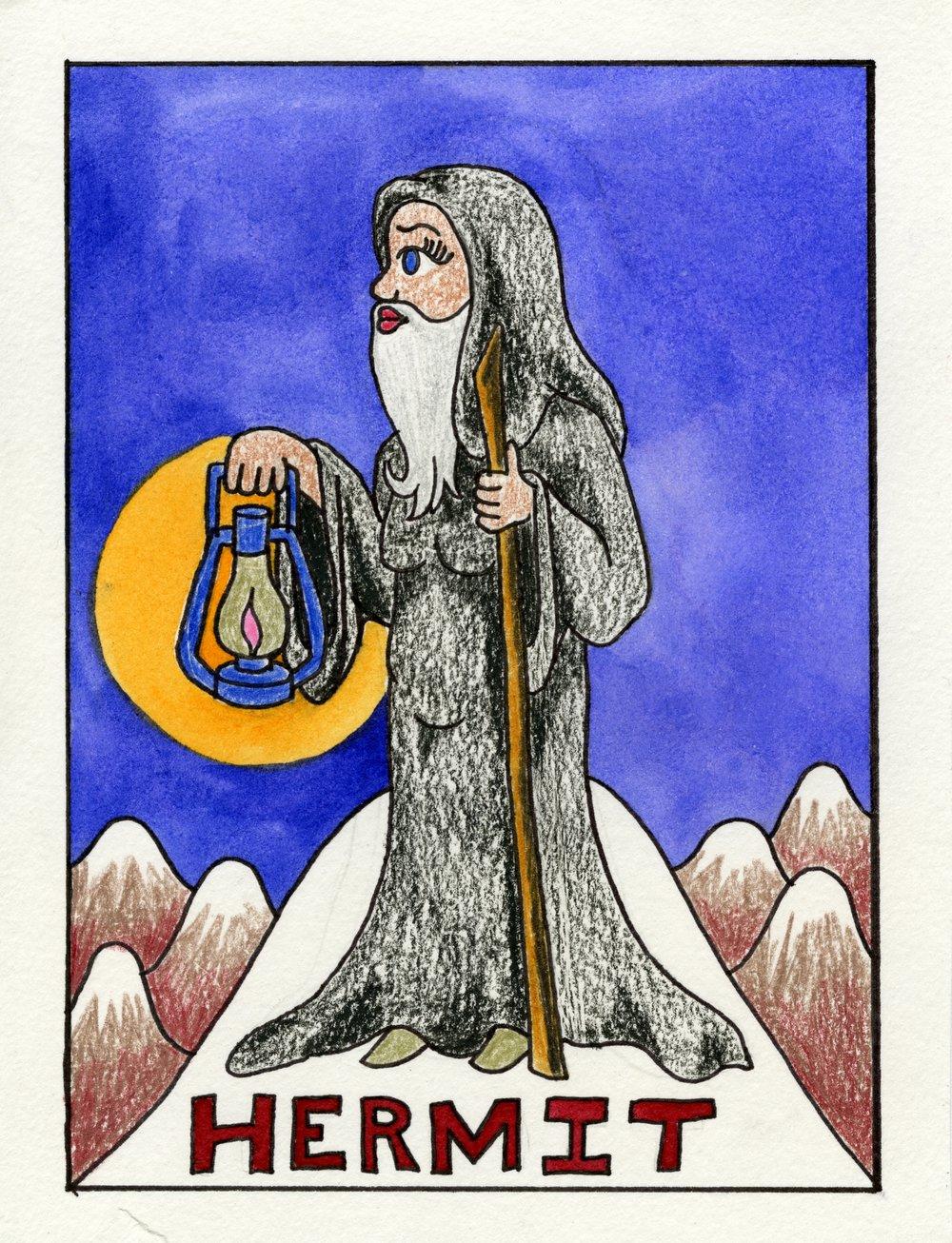 Eliza Fernand - The Hermit