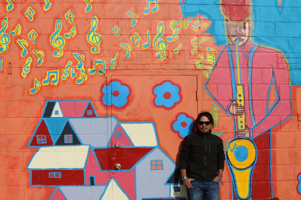 Madison Mural Alley