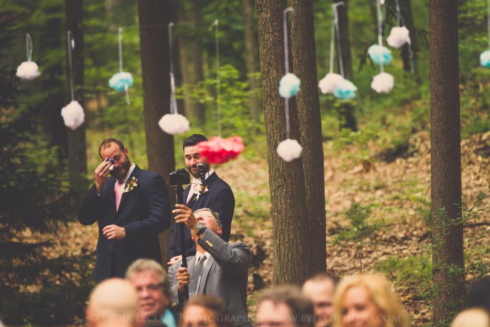 New England Massachusetts wedding unique creative eyelydphoto