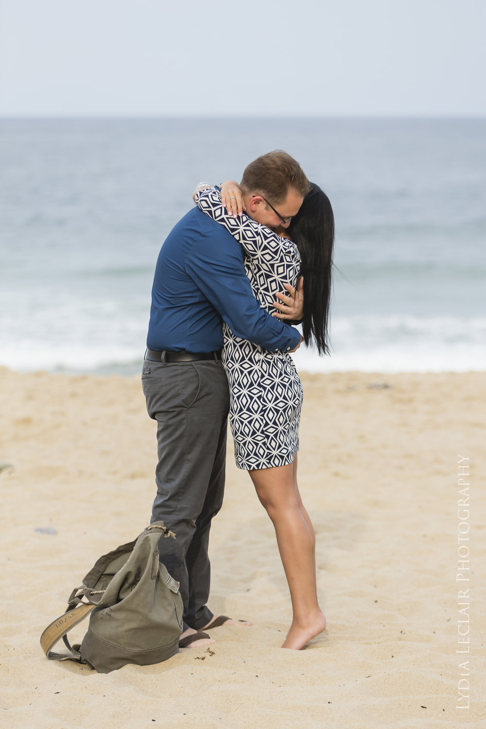 nantucket proposal photography