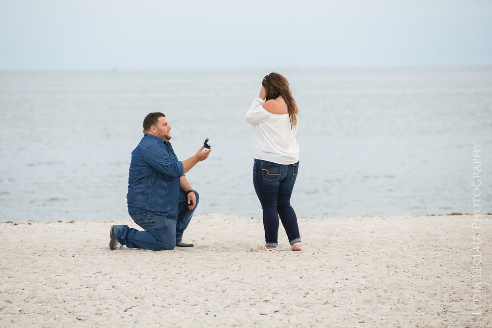cape cod proposal photographer