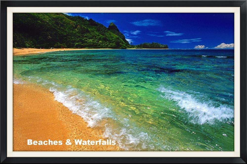 Beaches & Waterfalls