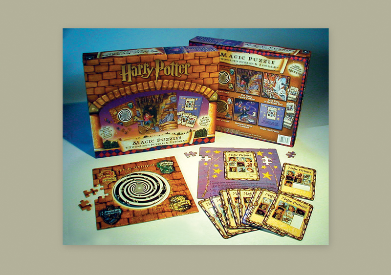Harry Potter Puzzles and Magic Tricks