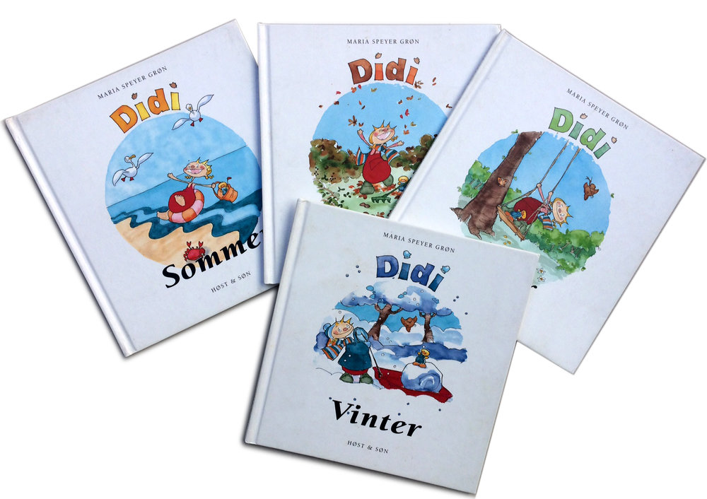 The Didi books