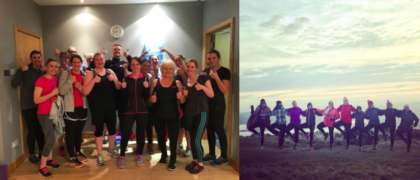 Fitness Belfast Kickstart Bootcamp