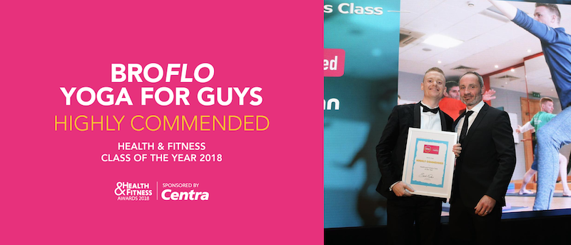 BroFlo - Yoga for Guys Fitness Belfast Health and Fitness Awards Northern Ireland Award Highly Commended.png