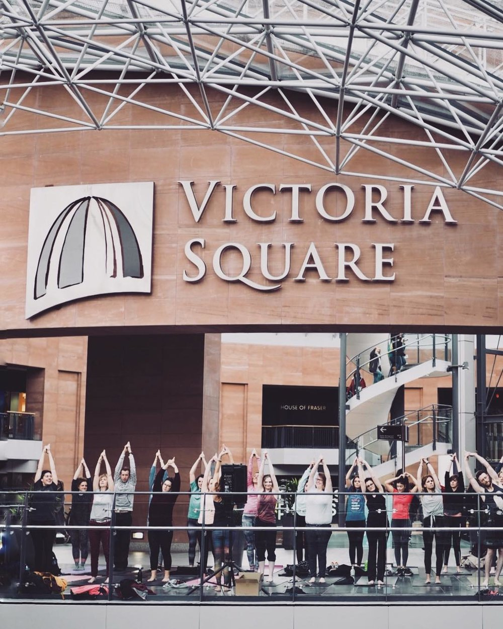 Flow Yoga Victoria Square Culture Night Belfast Fitness Belfast Photo by Stephen Johnston insta spjplanning.jpg