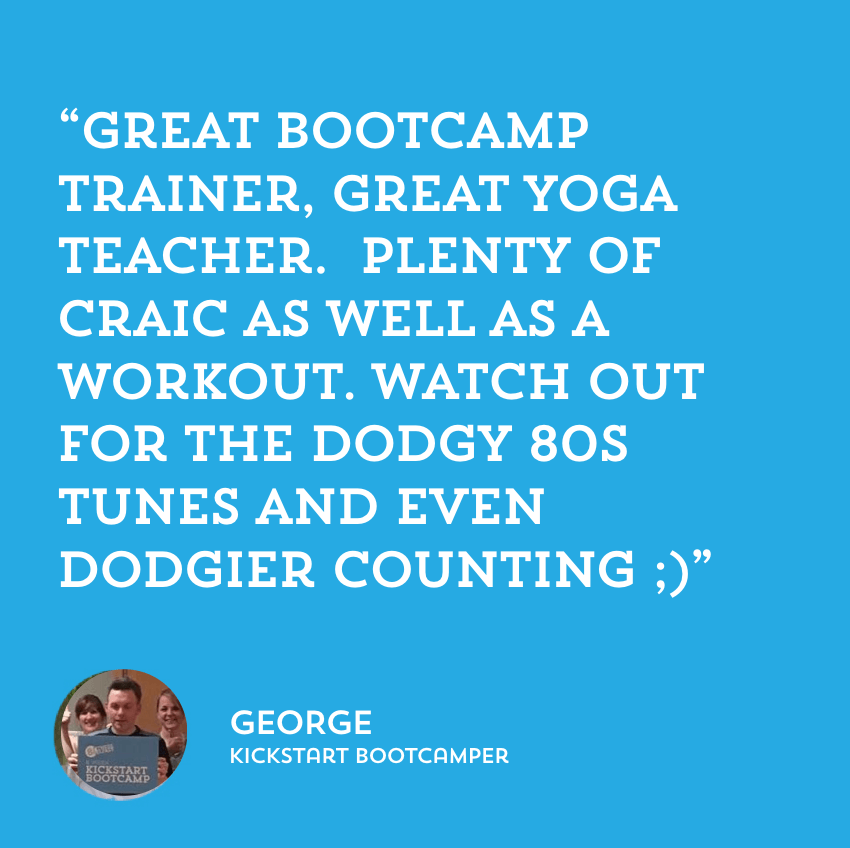 Fitness Belfast Kickstart Bootcamp testimonials reviews George.png