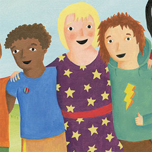 NSPCC A fully illustrated mail-out booklet highlighting the many incredible services the charity provides.