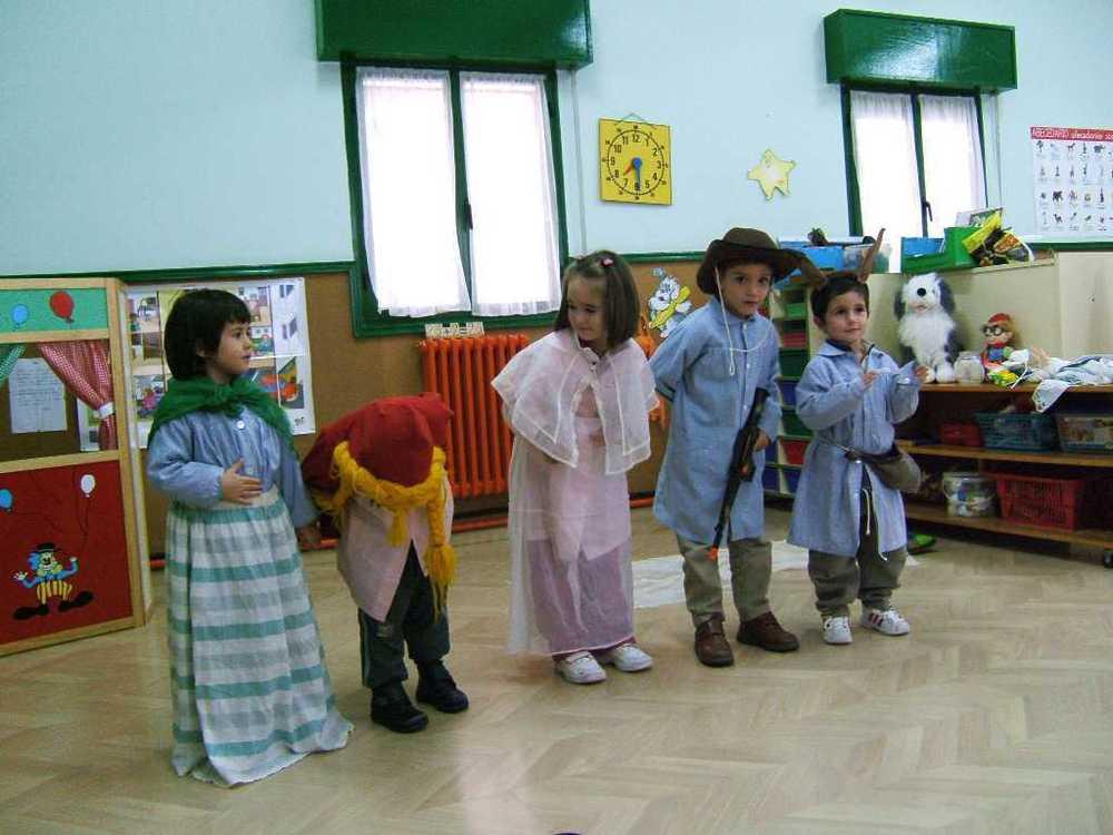 teatro y niños