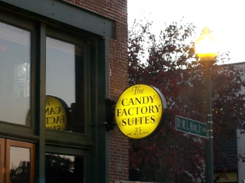 HLF is located in Suite 206 in the historic Candy Factory Suites, downtown Memphis.