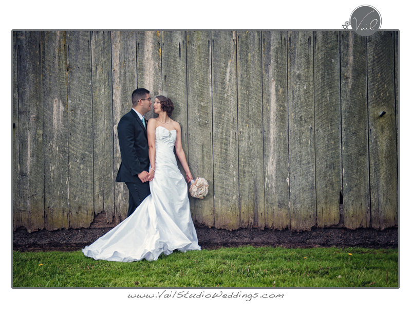 Whidbey Island Wedding Bride and Groom 3