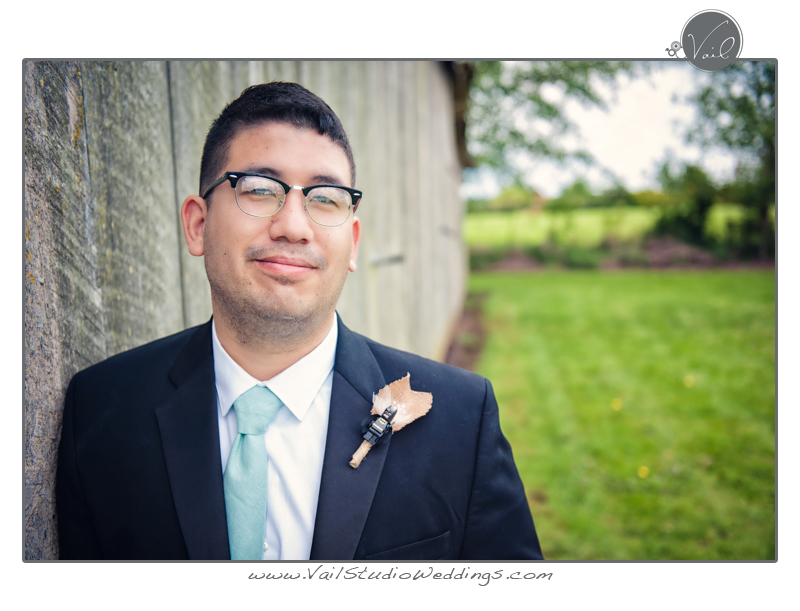 Whidbey Island Wedding potrait of a Groom 4