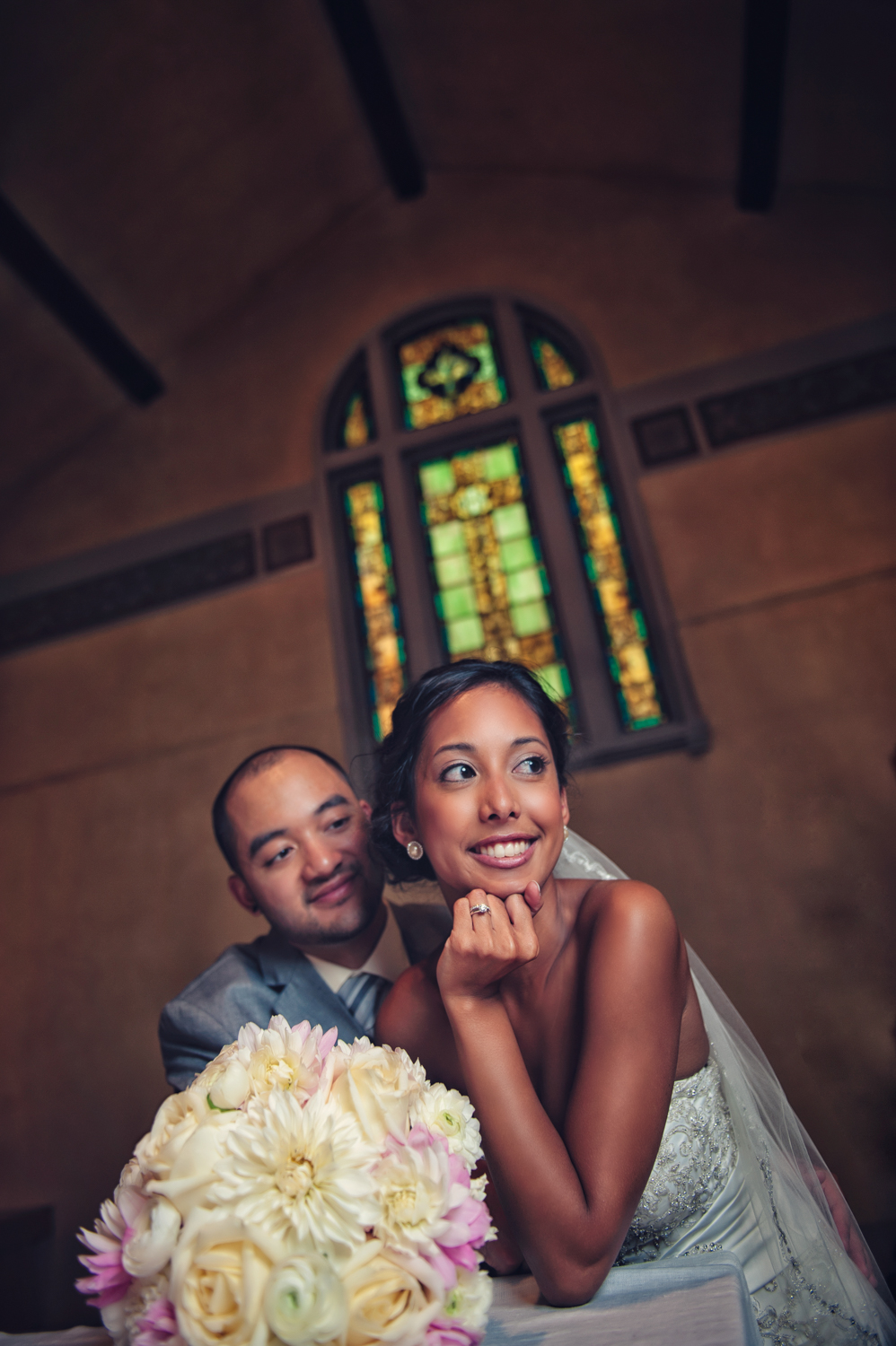 Portrait of a Bride and Groom on Wedding day-5.jpg