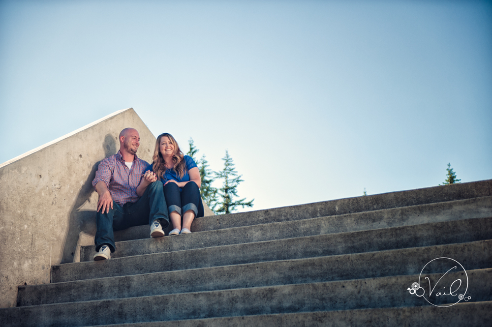 Bellingham, Western Washington University Campus, Boulevard Park, Engagement Photography--16.jpg