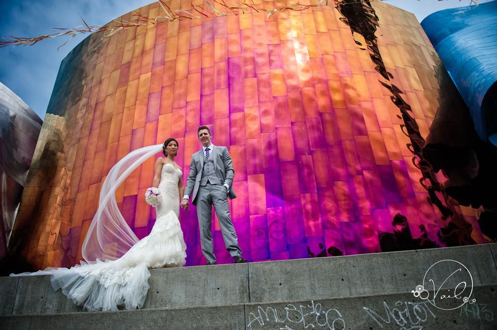 Seattle Aquarium, Seattle Center, The Great Wheel, Seattle Wedding day-37.jpg