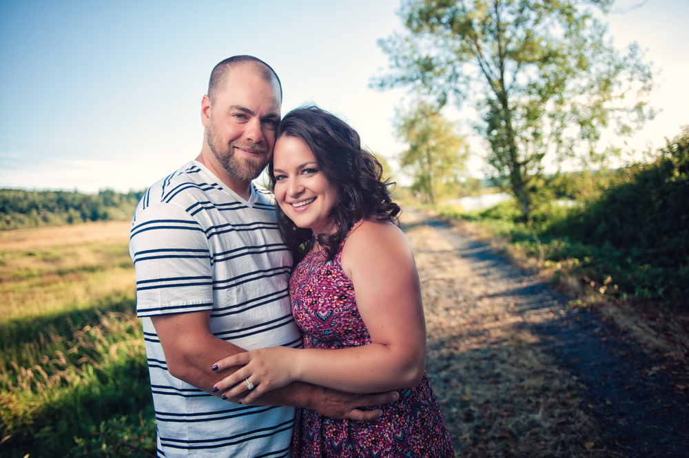 Engagement Sunset Snohomish -2.jpg