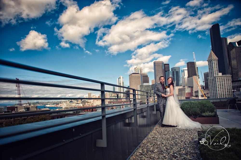 Gergetown Ballroom, Seattle Wedding