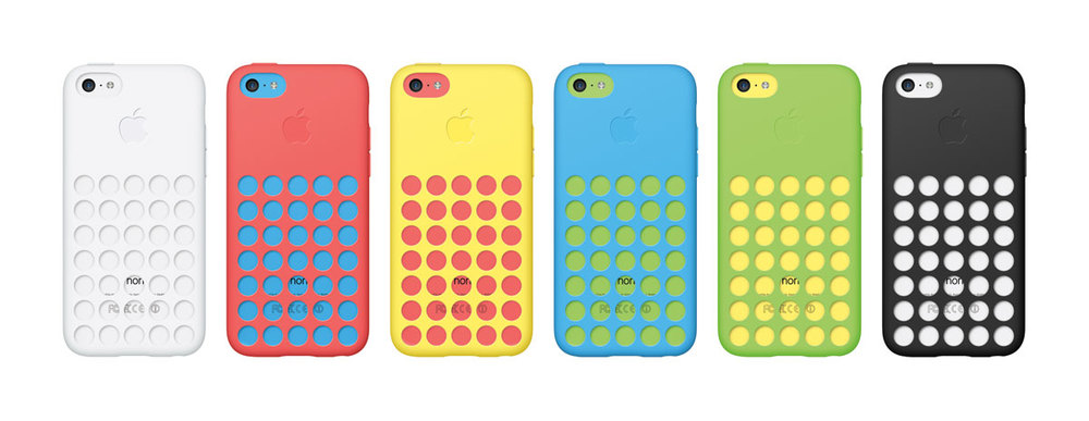 The iPhone 5C is a serious injection of colour into the range