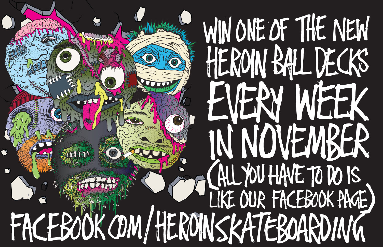 Heroin Facebook Comp