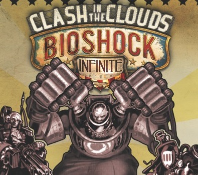 Bioshock Infinite: Clash In The Clouds (2013, Irrational/Take-Two)