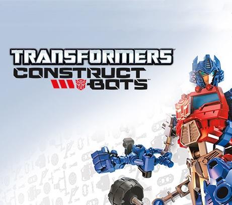 Transformers: ConstructBots (2013, Hasbro)