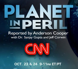 CNN: Planet In Peril  (CNN/Persuasive)