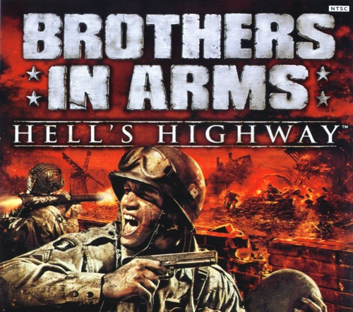 Brothers In Arms: Hell's Highway  (2008, Gearbox/Ubisoft)