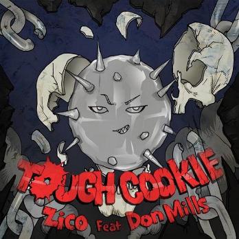 Zico Block B rapper song Tough Cookie Don Mills Block B: Zico, Park Kyung, Jaehyo, P.O, B-Bomb, U-Kwon, Taeil rapper songs Korean K-pop K hip hop hep hap Bastarz Fanxychild