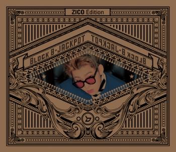 Zico Block B  song rapper jackpot be the light  Block B: Zico, Park Kyung, Jaehyo, P.O, B-Bomb, U-Kwon, Taeil  rapper songs Korean K-pop K   hip hop hep hap Bastarz Fanxychild  daftar lagu discografia alben álbum