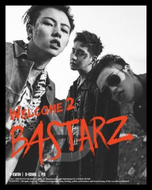 Bastarz P.O U-Kwon B-Bomb Block B song rapper selfish and beautiful girl make it rain that's right tightly hidden girl puzzle picture Block B: Zico, Park Kyung, Jaehyo, P.O, B-Bomb, U-Kwon, Taeil rapper songs Korean K-pop K hip hop hep hap Bastarz Fanxychild daftar lagu discografia alben álbum albun