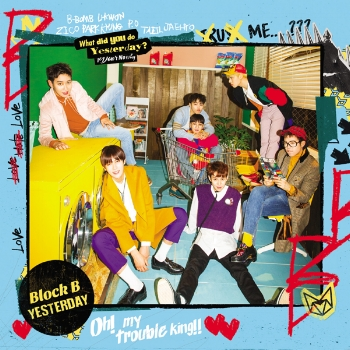 Block B Zico Park Kyung U-Kwon Taeil Jaehyo B-Bomb P.O song rapper yesterday instrumental Block B: Zico, Park Kyung, Jaehyo, P.O, B-Bomb, U-Kwon, Taeil rapper songs Korean K-pop K hip hop hep hap Bastarz Fanxychild daftar lagu discografia alben álbum albun