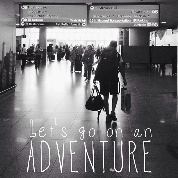 let's go on an adventure // the weekend edit