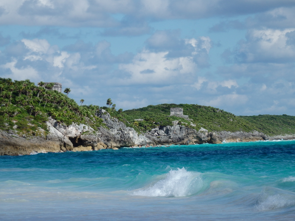 Tulum Ruins // The Weekend Edit