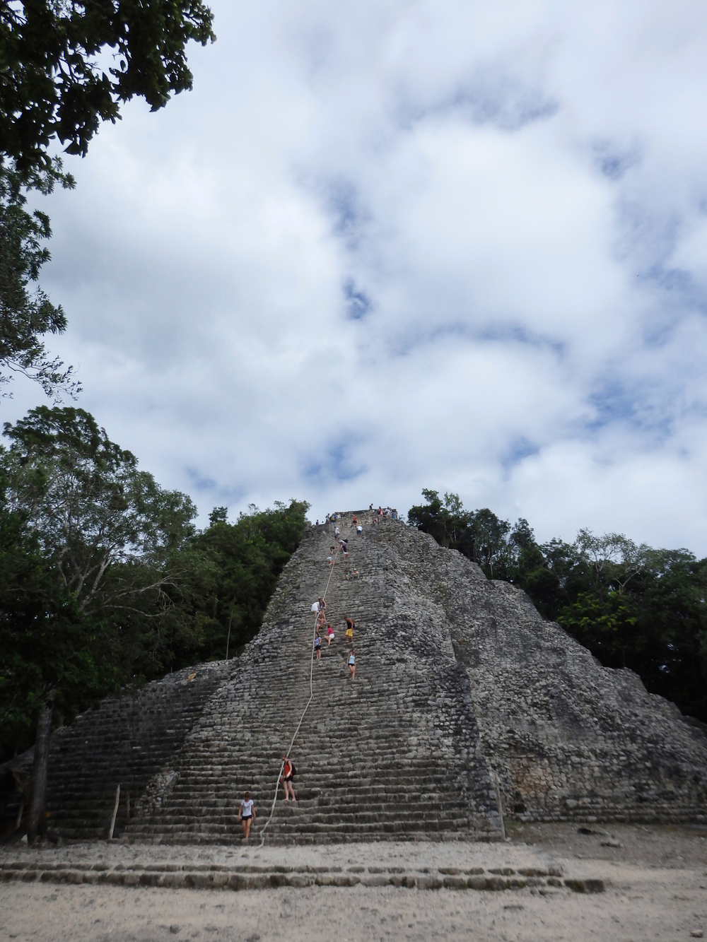 Coba ruins // The Weekend Edit