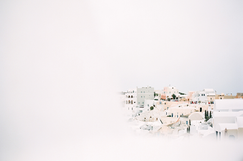 Santorini by Kate Holstein for Cereal Magazine