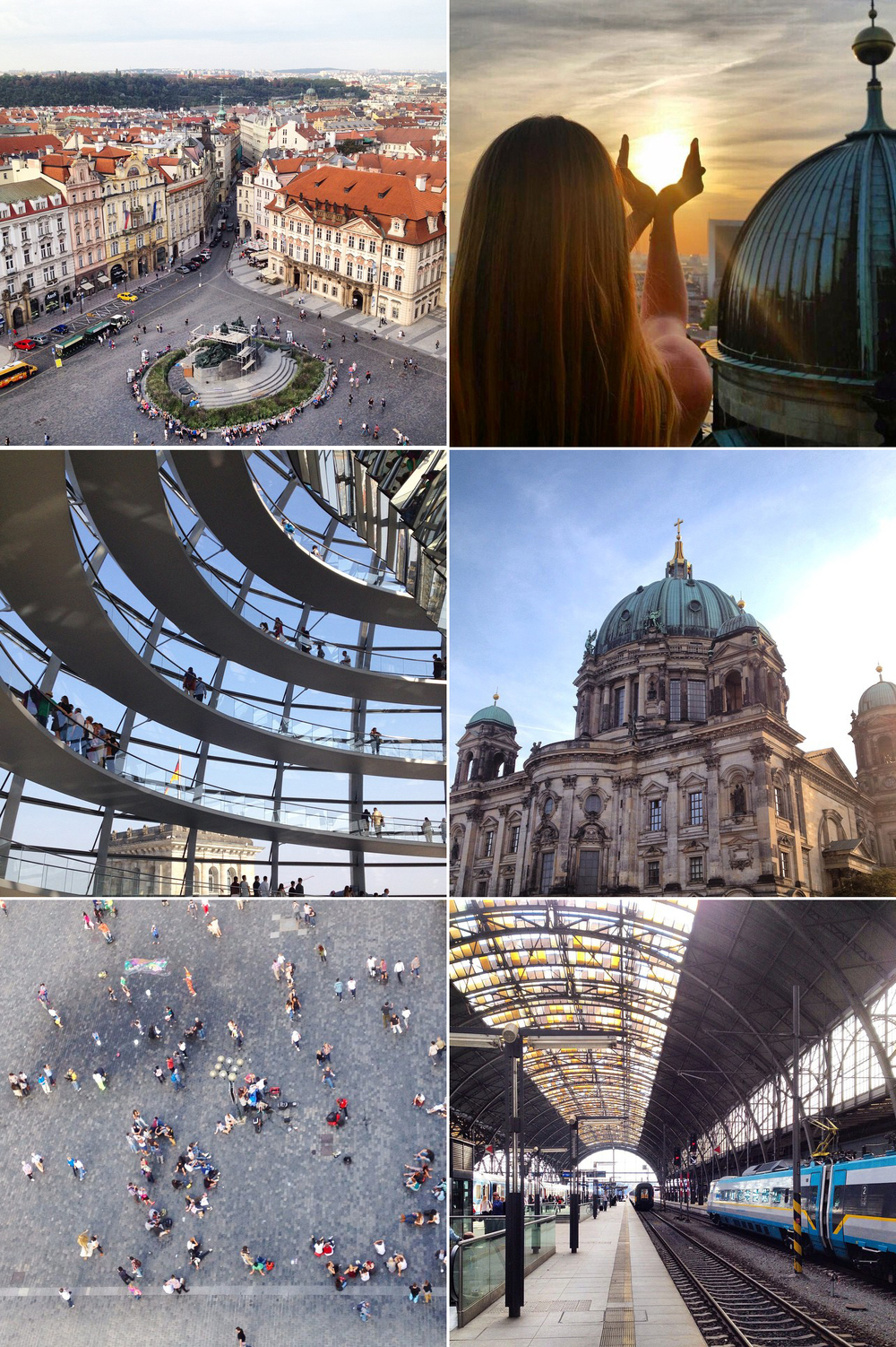Europe photos // @tygovaars on Instagram